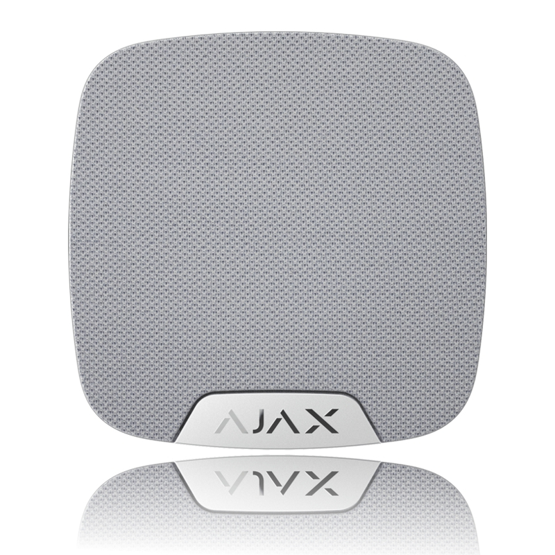 Ajax HomeSiren white (8697)